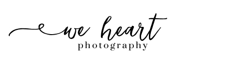 We Heart Photography Logo